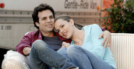 Mark Ruffalo and Jennifer Garner in 13 Going on 30