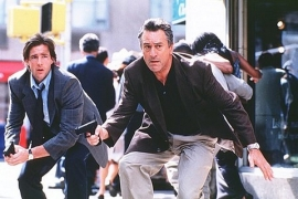 Edward Burns and Robert De Niro in 15 Minutes