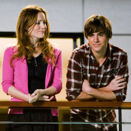 Leslie Mann and Zac Efron in 17 Again
