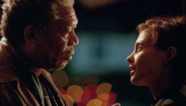 Morgan Freeman and Ashley Judd in High Crimes