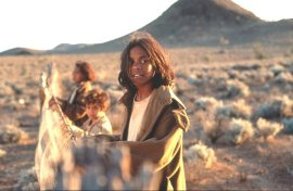 Everlyn Sampi in Rabbit-Proof Fence