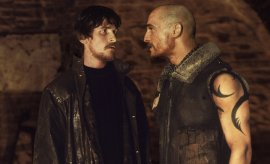 Christian Bale and Matthew McConaughey in Reign of Fire