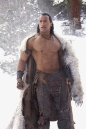 The Rock in The Scorpion King