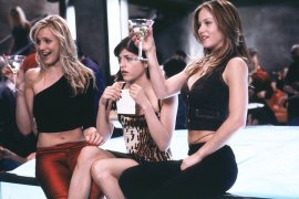Cameron Diaz, Selma Blair, and Christina Applegate in The Sweetest Thing