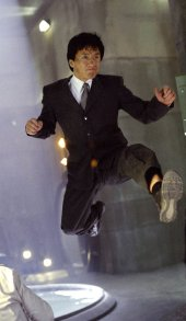 Jackie Chan in The Tuxedo