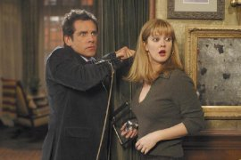 Ben Stiller and Drew Barrymore in Duplex