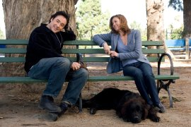 John Cusack and Diane Lane in Must Love Dogs