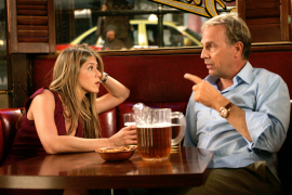 Jennifer Aniston and Kevin Costner in Rumor Has It