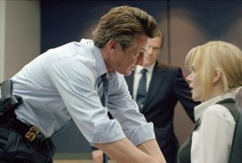 Sean Penn and Nicole Kidman in The Interpreter