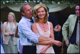 Kevin Costner and Joan Allen in The Upside of Anger