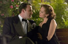 Ben Affleck and Diane Lane in Hollywoodland