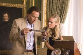 Nicolas Cage and Diane Kruger in National Treasure: Book of Secrets