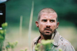 Dominic Purcell in Primeval