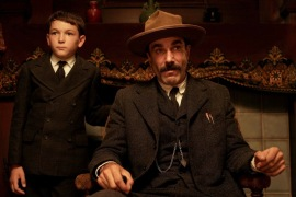Dillon Freasier and Daniel Day-Lewis in There Will Be Blood