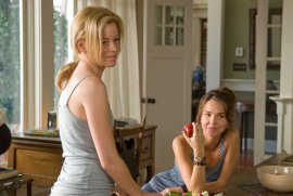 Elizabeth Banks and Arielle Kebbel in The Uninvited