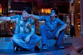 Zack Pearlman and Matt Bennett in The Virginity Hit