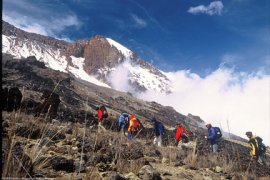 scene from Kilimanjaro: To the Roof of Africa