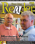 Mike and Mark Creger of M and M Hardware