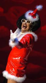 Russ King as Miss Richmond 1981