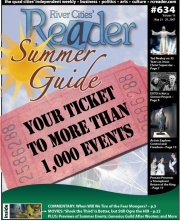 634 Cover - Summer Guide 2007