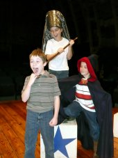 The Best Christmas Pageant Ever  ensemble members