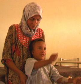 Sari's Mother
