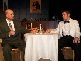 Chris Wadsager and Daniel Schaub