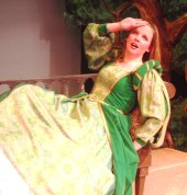 Heather McGonigle in Once Upon a Mattress