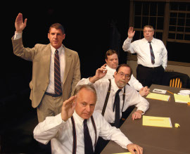 12 Angry Men cast members