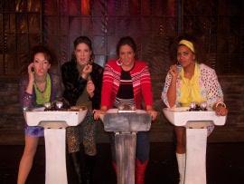 Erin Dickerson, Liz J. Millea, Jana K. Schreier, and Aurianna Angelique