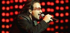 Bono in U2 3D