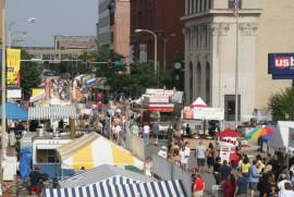 DavenportOne Street Fest