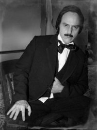 Duffy Hudson as Edgar Allan Poe in In the Shadow of the Raven