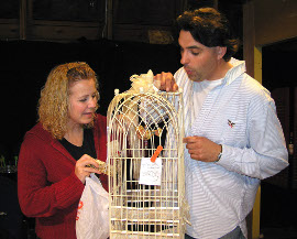 Stacy McKean Herrick and Nathan Johnson in Funny Valentines