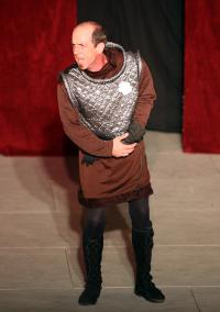 Michael King at Richard III