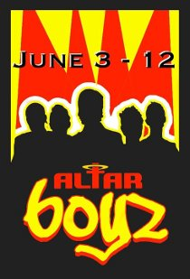 The Clinton Area Showboat Theatre's Altar Boyz