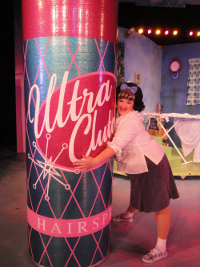 Kristin Gilbert in Hairspray