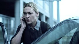 Kate Winslet in Contagion