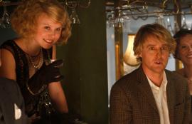 Alison Pill and Owen Wilson in Midnight in Paris