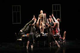 Ballet Quad Cities' From the Pages of a Young Girl's Life
