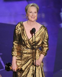 Best Actress Meryl Streep