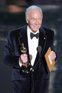 Best Supporting Actor Christopher Plummer