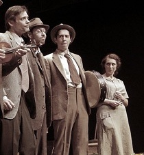 The Wayside Theatre's 2009 production of Southern Crossroads