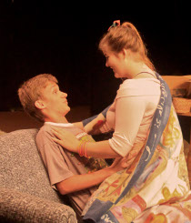Alec Peterson and Sydney Dexter in Moving