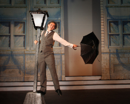 Daniel Pepper in Singin' in the Rain