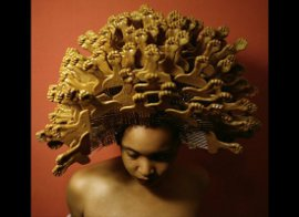 Posing Beauty in African-American Culture