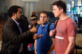 Ice Cube, Jonah Hill, and Channing Tatum in 21 Jump Street