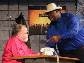 John R. Turner and Isaac Scott in Blue Sky Merchants