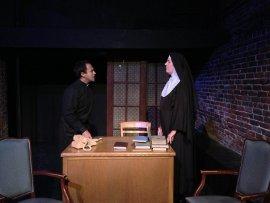 Jason Platt and Susan Perrin-Sallak in Doubt