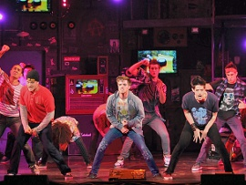 American Idiot, at the Adler Theatre